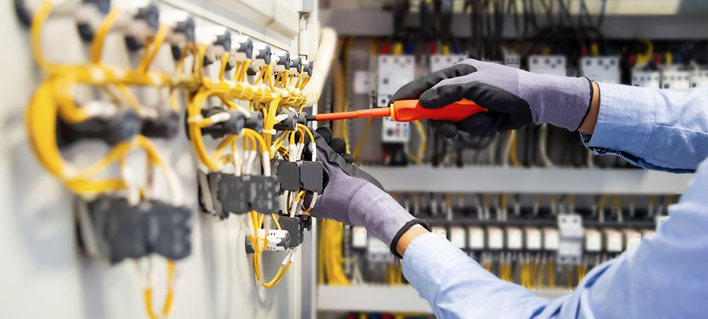 electrical maintenance necessary